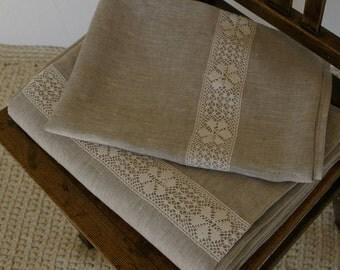 Linen bedding. Linen Duvet Cover. Linen Pillowcase