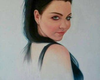 Commissioned Portrait – Oil Painting on canvas