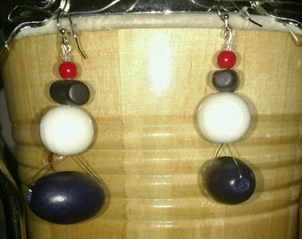 fourth of july earrings