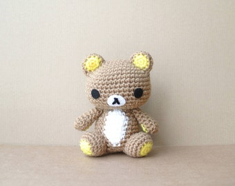 Rilakkuma | Amigurumi Plush | READY TO SHIP