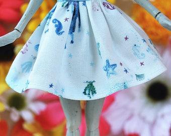 Monster High fairy-tale ocean skirt