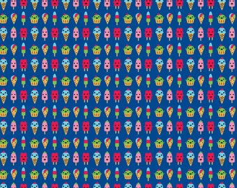 Pre-order candy party fabric felt