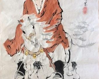 钟馗福灾 Zhong Kui House Bleissing