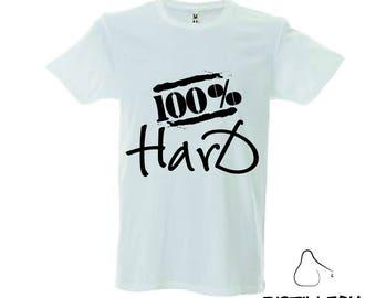 T-shirt 100% HARD