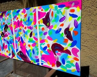 Hawaiian Dream - Extra Large Abstract
