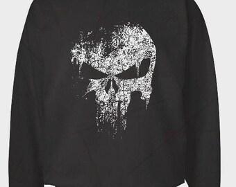 Punisher sweatshirt