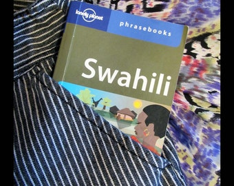 swahilii proverbs Swahili language on the internet african storybook (saide, braamfontein,  an extensive listing of swahili proverbs arranged by concept in english,.