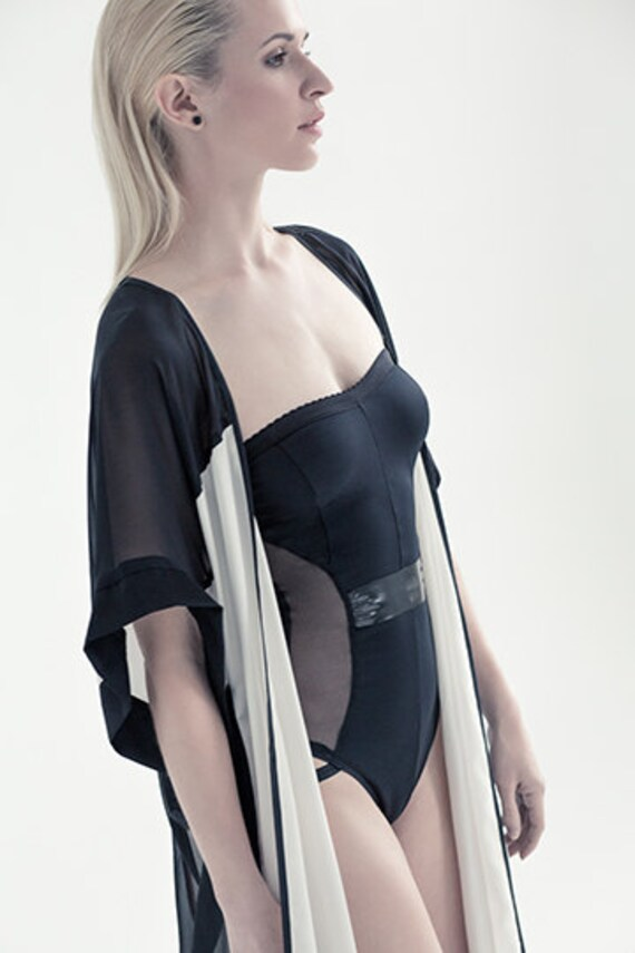 Bodysuit Selena Moon, Boudoir Lingerie.