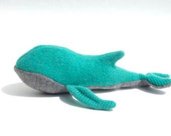 Sweater Scrap Orca