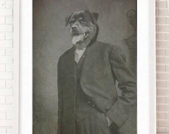 Rottweiler, Rotwieler, Rottwieler, Rottweiler Art, Rottweiler Gift, Rottweiler Print, Rottweiler Artwork, Dog, Dog Art, Dog Decor, Dogs
