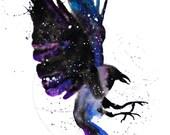Raven / Crow Spirit Anima...