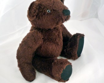 Cody the Expresso Brown Teddy bear