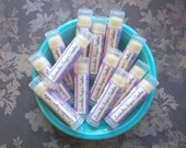 Lavender Sugar Cookie Vegan Lip Balm - Limited Edition Holiday Flavor