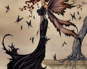 LOW INVENTORY 5x7 Mystique fairy PRINT by Amy Brown
