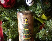 Nightmare Before Christmas Themed Holiday Portal Tree Ornament - Christmas
