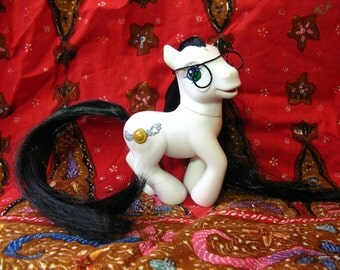 My Little HARRY POTTER Pony, cm Customized Figure now looks like HP Character, Cute Fantasy Fiction My Little Ponies