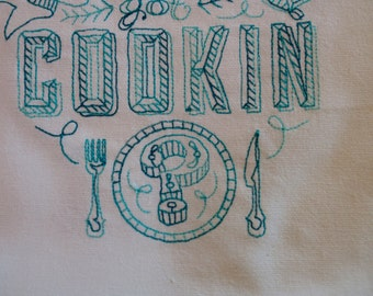 Proceeds To Charity <o>  Hey Good Looking Whatcha Got Cookin' Kitchen Towel