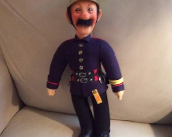 Rare vintage keystone cop