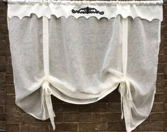 Damask Curtains Etsy