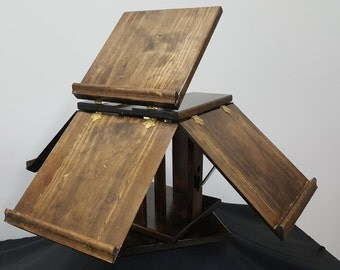 Rotating Bookstand