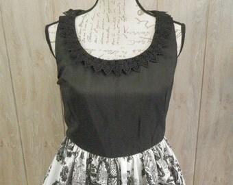 Asia Toile Dress, JSK Gothic Classic Lolita