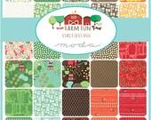 Farm Fun Charm Pack by Staci Iest Hsu for Moda Fabrics
