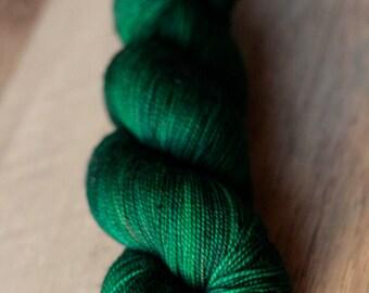"Sock yarn - 100% SW Merino - Autocorrect - ""Pain In My Astrophysics"""