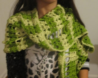crochet wrap and shawl