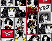 Wonder Woman Blocks Multi - DC Comics Dawn of Justice - BTY