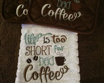Coffee Themed Kitchen Set Coffee Themed Decor