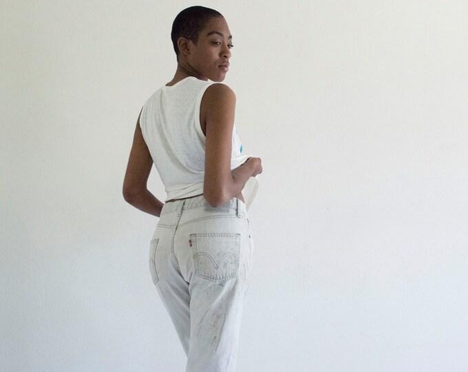 LEVI'S 501 High Waist Jeans size 28