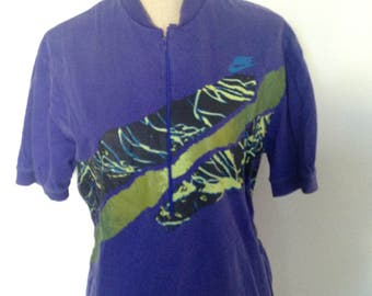 Vintage Nike ACG 90s Cycling/ Biking Shirt