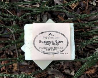 Fibromyalgia Friendly Hammock Time Coconut-free Body Soap