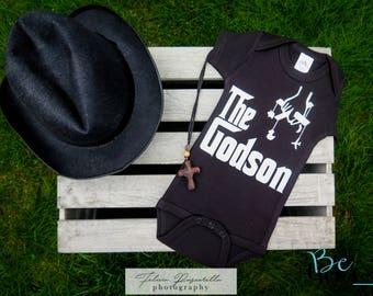 BAPTISM gift for son; Godson; godson gift; godson baptism gift; the godson; godson shirt; Baptism gift; goddaughter gift; christening gift