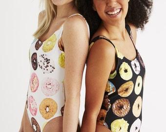 DONUTS: 2 Women's Best friend Swimsuits