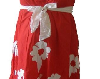 Victorian Style Maternity Dress
