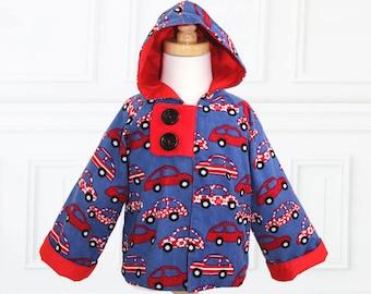 Jacket Patterns, Coat Patterns, Boys Patterns, Boys Sewing Patterns, PDF Sewing Patterns, Hoodie Patterns, MONSTER HOODIE