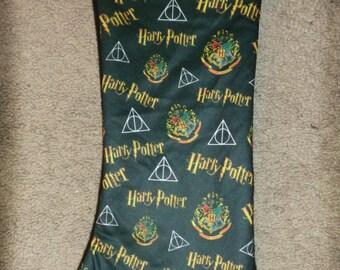 Christmas Stocking- Harry Potter Hogwarts