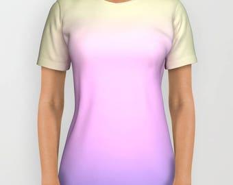 Star Wars Tshirt, Padme Tshirt, Padme Lake Gown All Over Print Shirt, Star Wars Shirt, Queen Amidala Shirt, Senator Amidala Tshirt