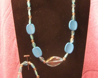 SHADES Of BLUE JEWELRY Set
