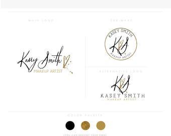 heart splash artistic  branding initials businesscards modern feminine branding logo Identity watermark calligraphy and wedding photographer