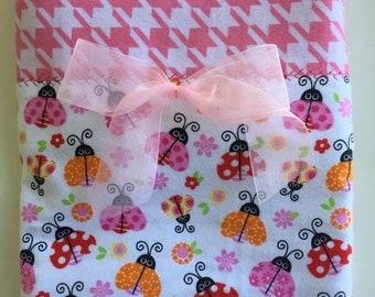 Lady Bug Blanket Etsy