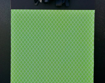 Green and Black Clipboard