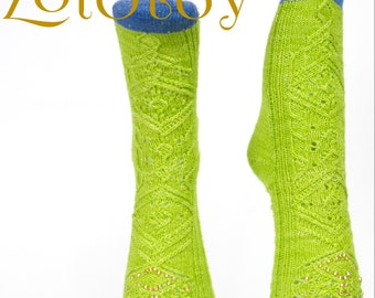 Zolotoy MKAL Sock Yarn Kit with your choice of color