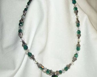 Jeweled Beetle Wing Necklace/Elytra Beetle Wings/Iridescent wings