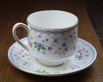 Paragon Florabella vintage teacup and saucer