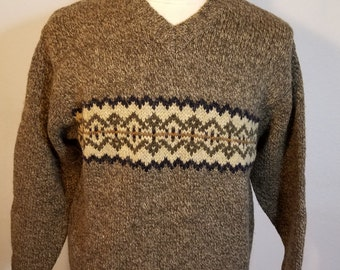 FREE  SHIPPING  Viintage Men Abercrombie & Fitch Sweater