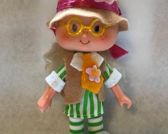 Custom Made T.N. Honey Doll Vintage Strawberry Shortcake