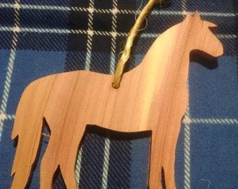 Red Cedar Horse