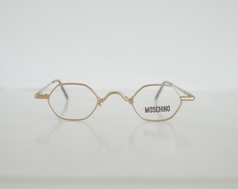 Custom Gold Eyeglass Frames : Metal eyeglasses Etsy